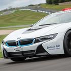 La BMW i8 attuale safety car della Formula E
