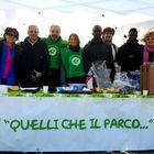 Blitz al parco Nemorense: residenti e comitati puliscono aiuole e vialetti