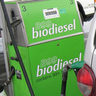 Una pompa di Biodiesel