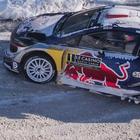 A Montecarlo primo successo stagionale per il campione del mondo Sébastien Ogier con Ford Fiesta RS 2017 del team M-Sport