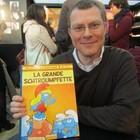 Morto Pascal Garray: addio al disegnatore dei Puffi