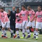 Juventus, tutto facile a Bergamo,2-0 all'Atalanta: con Barzagli e Lemina bianconeri a 64 puntiFoto