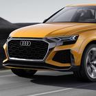 Q8, l'anello del futuro. Con il concept del Suv sportivo, Audi anticipa la sua evoluzione