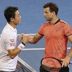Brisbane, a sorpresa il torneo va a Dimitrov che batte Nishikori