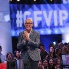 Alfonso Signorini durante il GF Vip
