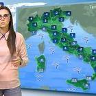 Video   Le previsioni del tempo