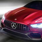 """GT Concept, l'ammiraglia secondo Mercedes-AMG: design elegante e """"cuore"""" ibrido da 800 cv"""