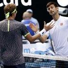 Australian Open, Djokovic choc: eliminato da Istomin. Fognini ko con Paire