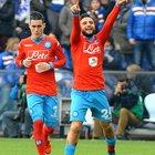 Sampdoria-Napoli | Le pagelle del Mattino | Hamsik padrone del centrocampo. Albiol invalicabile, Strinic piace