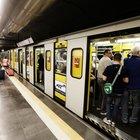 Stazioni metro aperte per i clochard