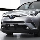 Toyota, un fratello per il Rav: arriva C-HR, il Suv un pò coupè