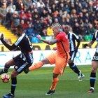 La Roma prosegue la marcia: 1-0 di Nainggolan all'Udinese