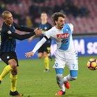 Il Napoli respinge l'offerta del Milan:  Gabbiadini andrà all'estero
