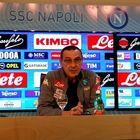 Sarri punta sull'effetto Maradona «Non firmo per il secondo»