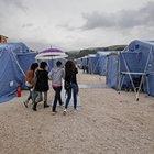 Terremoto, riaprono le tendopoli 80 persone già ospitate al palazzetto dello sport