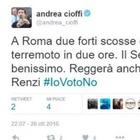 «Il Senato ha retto benissimo», il tweet del senatore M5S Cioffi indigna il web: