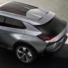 Chevrolet FNR-X, debutto cinese per l'originale prototipo di Suv ibrido plug-in
