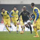 La Juventus travolge il Chievo per 4-0: doppietta di Morata, Alex Sandro e Pogba. Dodicesima vittoria di fila