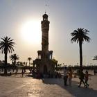 Smirne - piazza dell'orologio (foto di PR & Communication Services)