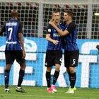 L'Inter chiude con un successo: 5-2 all'Udinese