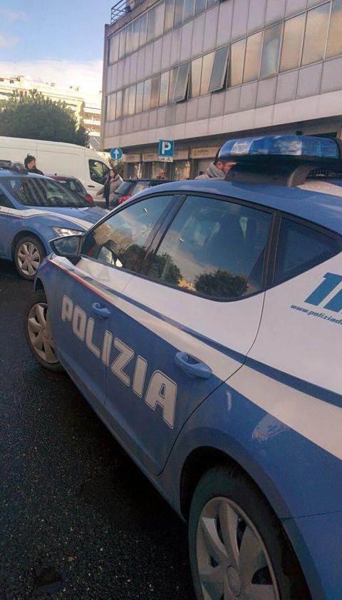 Roma, evacuato l'Ufficio contravvenzioni di via Ostiense ...