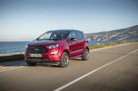 Ford EcoSport, il piccolo Suv cresce in qualità e corredo