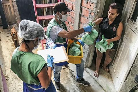 Brasile, favelas ai tempi del coronavirus