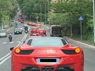 Maranello vs. Roma