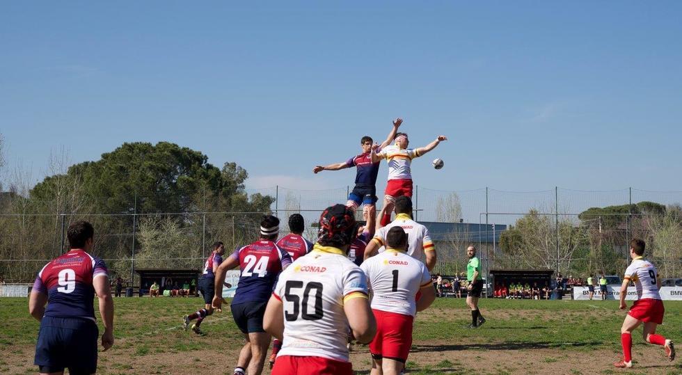 PaUnione Rugby Capitolina: partita casalinga