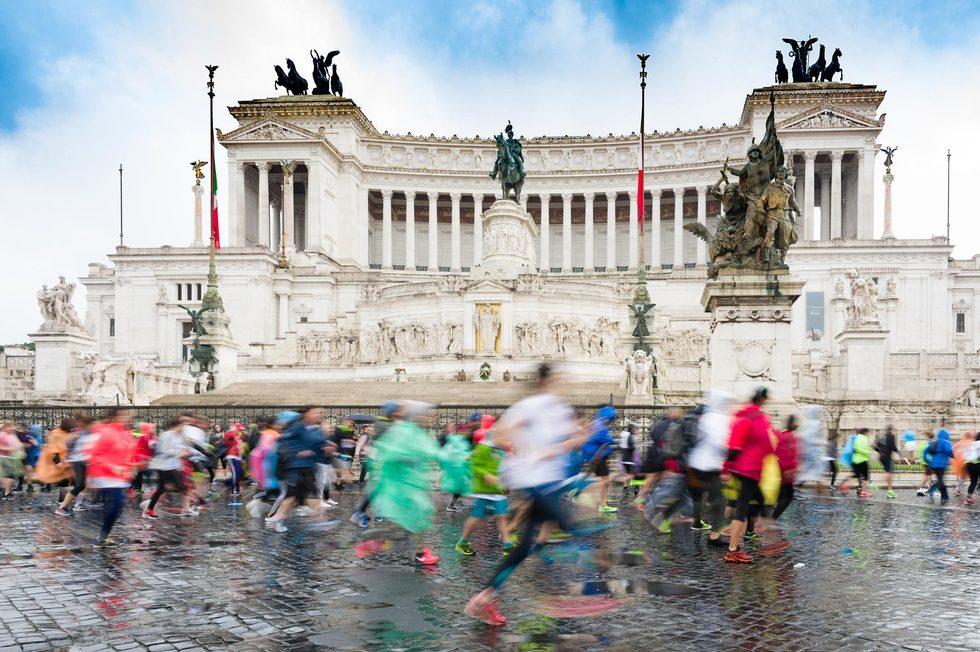 Maratona Bagnata