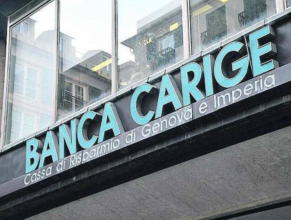 Carige, 320 milioni dal Fondo banche