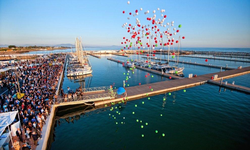 Ufficio Verde Pubblico Salerno : Marina darechi porto di eccellenza: confermati bandiera blu e 5