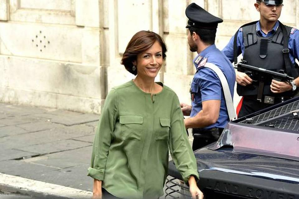 Le donne di forza italia all 39 ufficio di presidenza il for Ufficio presidenza