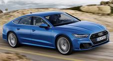 Audi svela la nuova A7: una superlativa coupé 4 porte figlia della progettazione digitale