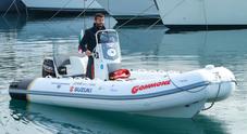 Raid Genova-Gibilterra-Genova: 2200 miglia con gommone Zar 5m spinto da Suzuki 40 hp