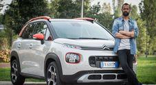 """Citroën e Fabio Volo, il connubio """"non convenzionale"""" prosegue anche con la C3 Aircross"""