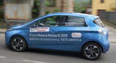 Green Endurance, la Renault Zoe protagonista della prima gara del campionato elettrico
