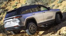 Jeep Grand Cherokee 4xe, ecco la nuova generazione anche ibrida plug-in