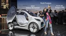 Citycar visionaria, Smart anticipa i tempi: fra due anni tutti i modelli saranno esclusivamenti elettrici