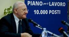 Dalla Regione Campania alle Asl, maxi concorso per 2.175 posti
