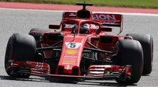 GP del Messico, vince Verstappen davanti alle due Ferrari. Hamilton è campione del mondo