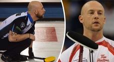 Troppo ubriachi, il campione olimpico di curling e la sua squadra espulsi dal torneo