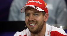Vettel: «Nel Gp di Monaco i pilota fa la differenza più che altrove»