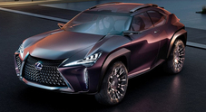 Lexus svela la UX concept, la prova del nove per il brand di lusso orientale