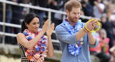 Principe Harry,  spunta un anello nero: ecco cos'è e a cosa serve