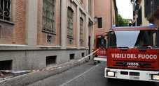 Paura al conservatorio: principio d'incendio, evacuati 150 studenti e 20 prof