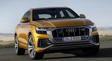 Q8, Suv-coupè premium: il top per stile e tecnologia. Audi lancia l'ammiraglia del segmento