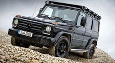 """Mercedes G350d Professional, la stella """"dura e pura"""" per gli amanti dell' offroad"""