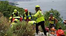 Precipita per 20 metri dal ciglione carsico: 44enne in gravi condizioni