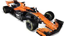 F1, McLaren svela la nuova MCL32 per tornare protagonista nel Circus